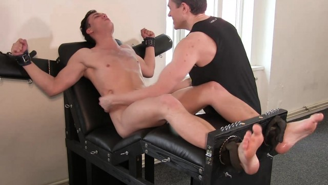 Troy In The Tickle Chair HD